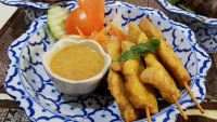 #5 Chicken Satay
