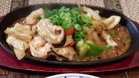 #31 Sizzling Seafood